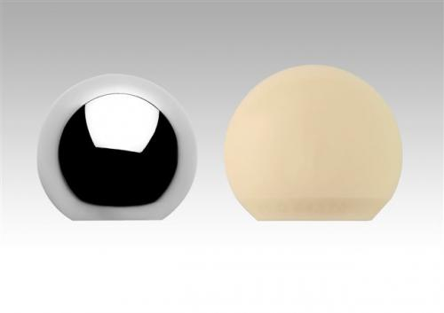 têtes inox+céramique (à plat)